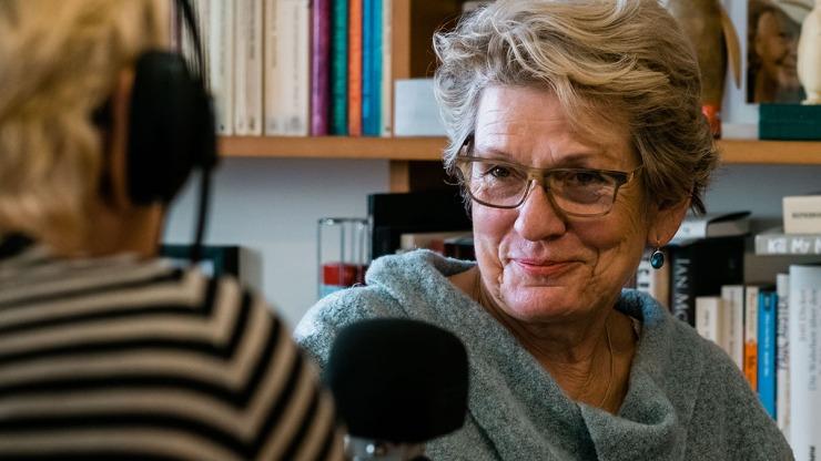 FrauenFunk #4: Sonja Wohlatz, Psychotherapeutin, frühere Leiterin TAMAR