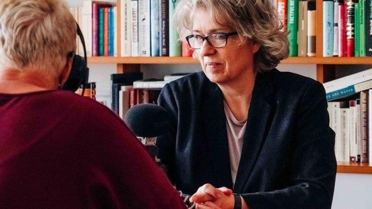 FrauenFunk #9: Silvie Aigner, Chefredakteurin PARNASS