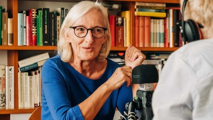 Ingrid Moritz, AK Wien, Abteilungsleiterin Frauen & Familie