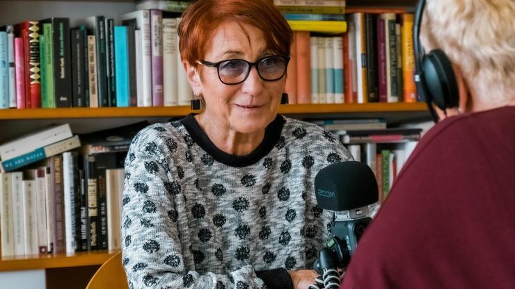 FrauenFunk #11: Heidi Schrodt, Bildungsexpertin