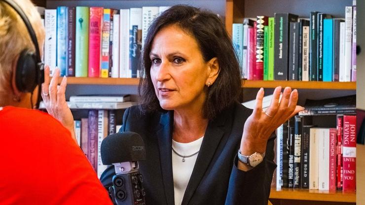 FrauenFunk #13: Anna Sporrer, Vizepräsidentin des VwGH