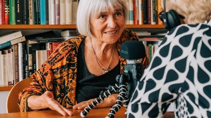 FrauenFunk #16: Marion Breiter, Psychotherapeutin, Sozialforscherin