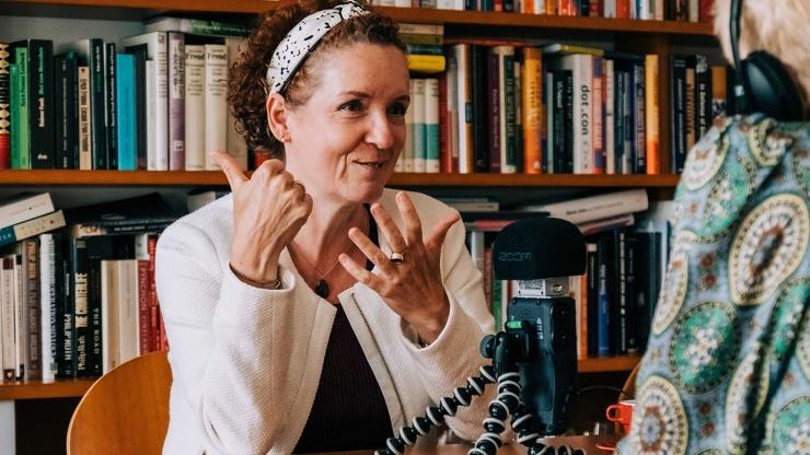 FrauenFunk #18: Kristina Hametner, Leiterin des Büros für Frauengesundheit der Stadt Wien