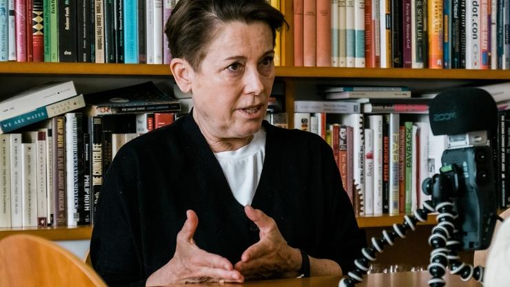 FrauenFunk #15: Daniela Urschitz, frühere Leiterin der Frauenförderung der Stadt Wien