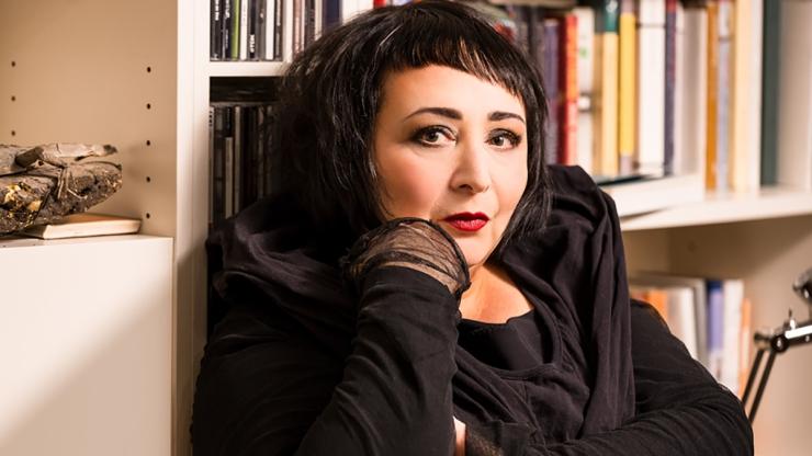 FrauenFunk #18: Julya Rabinowich, Schriftstellerin