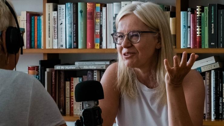 FrauenFunk #21: Anna Steiger, Vizerektorin TU Wien