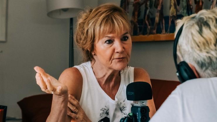 FrauenFunk #22: Beate Winkler, frühere Leiterin EU-Grundrechtsagentur