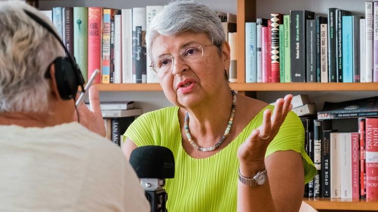 FrauenFunk #24: Renate Brauner, Wien-Holding, frühere Wiener Vizebürgermeisterin