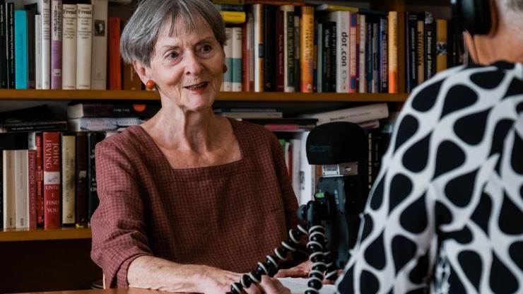FrauenFunk #26: Susanne Feigl, Publizistin