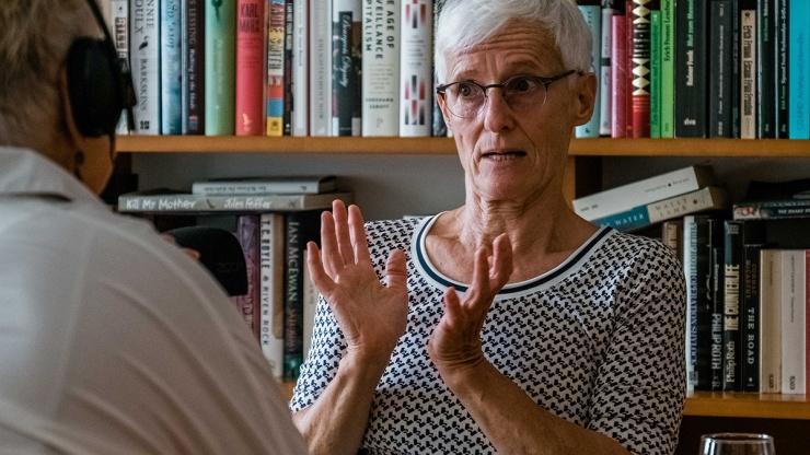 FrauenFunk #23: Susanne Riegler, Journalistin und Filmemacherin