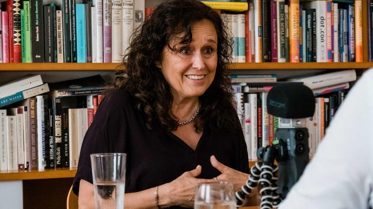 FrauenFunk #27: Andrea Brem, Geschäftsführerin Wiener Frauenhäuser