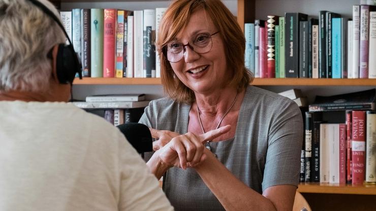 FrauenFunk #28: Svetlana Ilić, Start-up-Gründerin