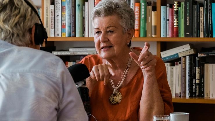 FrauenFunk #31: Astrid Zimmermann, Generalsekretärin Presseclub Concordia a.D.