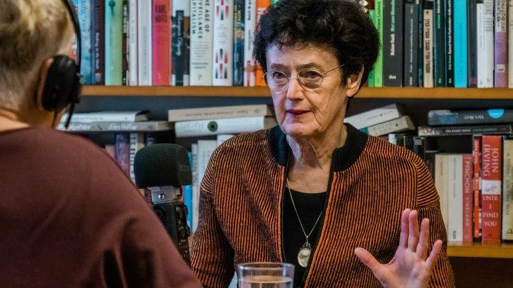 FrauenFunk #39: Ina Wagner, Univ.Prof.für Informatik, TU Wien