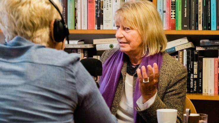 FrauenFunk #37: Beate Wimmer-Puchinger, frühere Frauengesundheitsbeauftragte für Wien