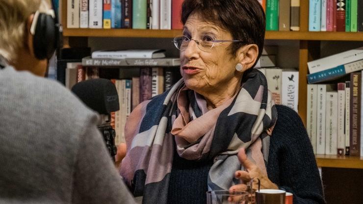 FrauenFunk #36: Ruth Wodak, Sprachwissenschafterin
