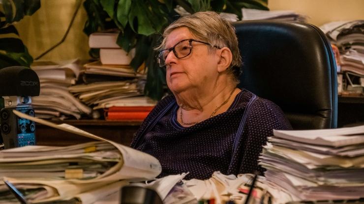 FrauenFunk #43: Helene Klaar, Rechtsanwältin