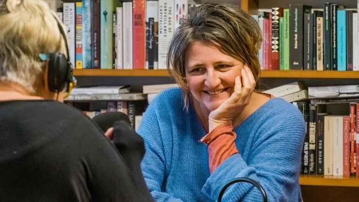 FrauenFunk #44: Gertraud Klemm, Schriftstellerin