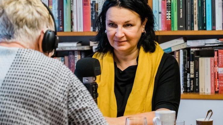 """FrauenFunk #41: Petra Stuiber, stv. Chefredakteurin """"Der Standard"""""""