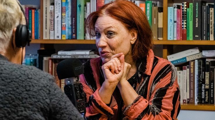 FrauenFunk #42: Irene Suchy, Musikwissenschafterin und Moderatorin