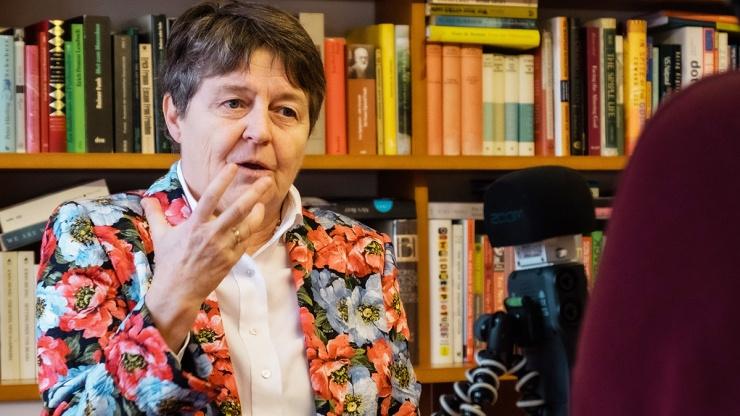 FrauenFunk #45: Brigitte Ederer, Siemens Vorstand a.D.