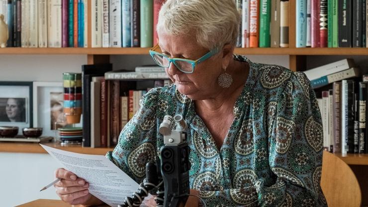 FrauenFunk.at! Frauen im Gespräch mit Brigitte Handlos
