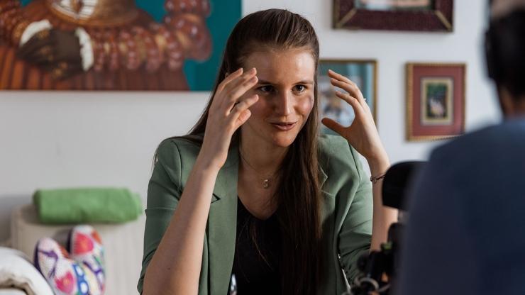 FrauenFunk.at! S2,E#2: Julia Brandner, Comedian
